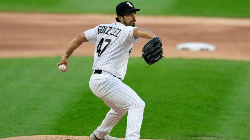 Gio Gonzalez White Sox