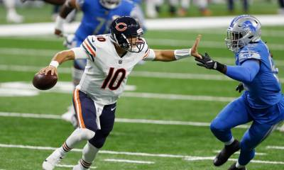 Mitch Trubisky Chicago Bears