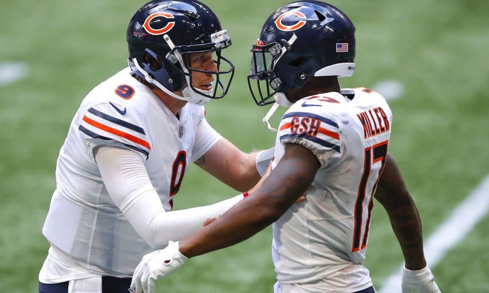 Nick Foles Chicago Bears