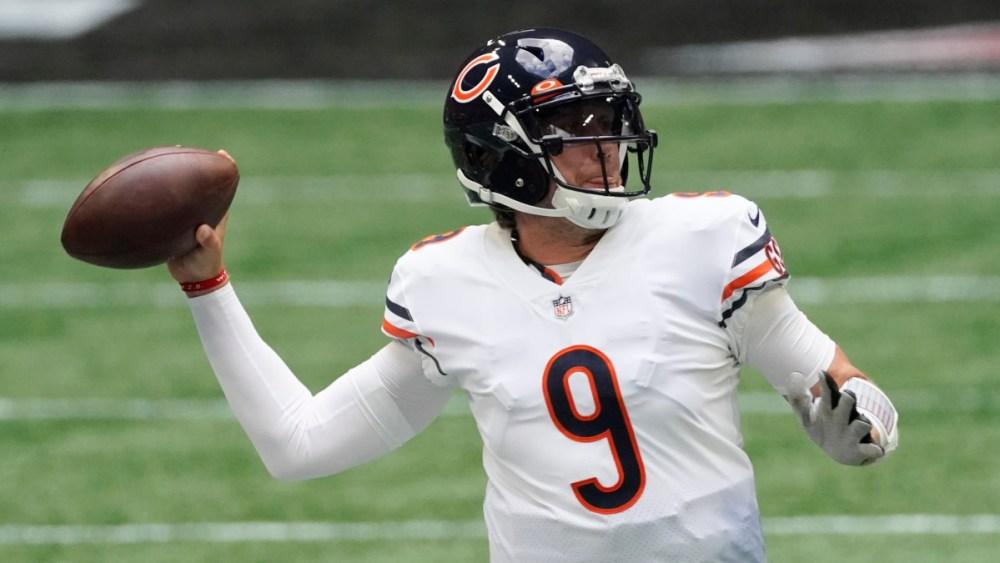 Nick Foles Bears