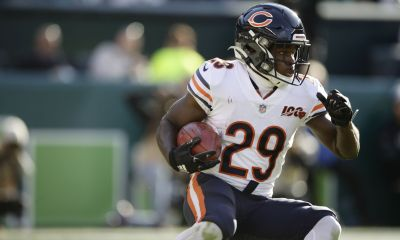 Tarik Cohen Bears Contract Extension