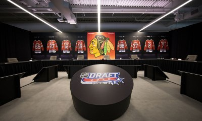 Chicago Blackhawks 2020 NHL Draft Picks