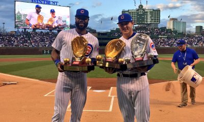 Cubs Gold Glove Finalists