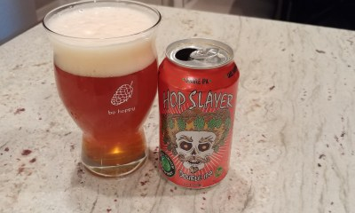 Wild Onion Hop Slayer Double IPA