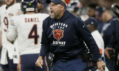 Matt Nagy Bears Play Calling