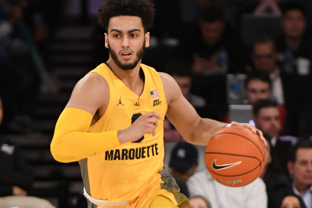 Markus Howard NBA Draft