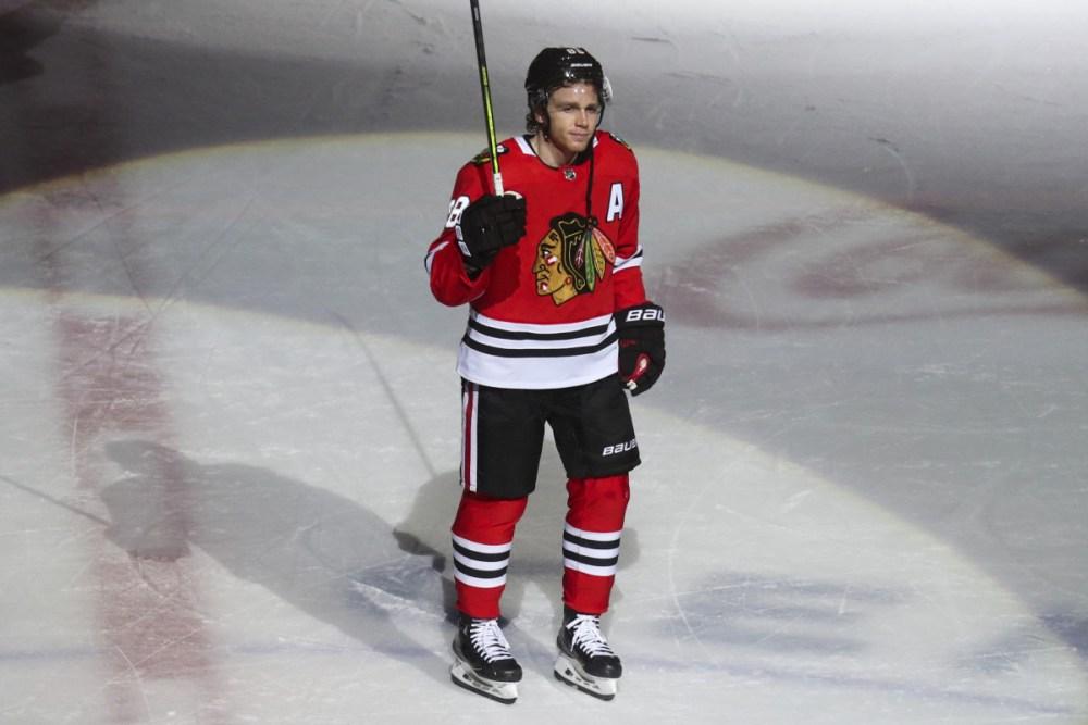 Patrick Kane Blackhawks