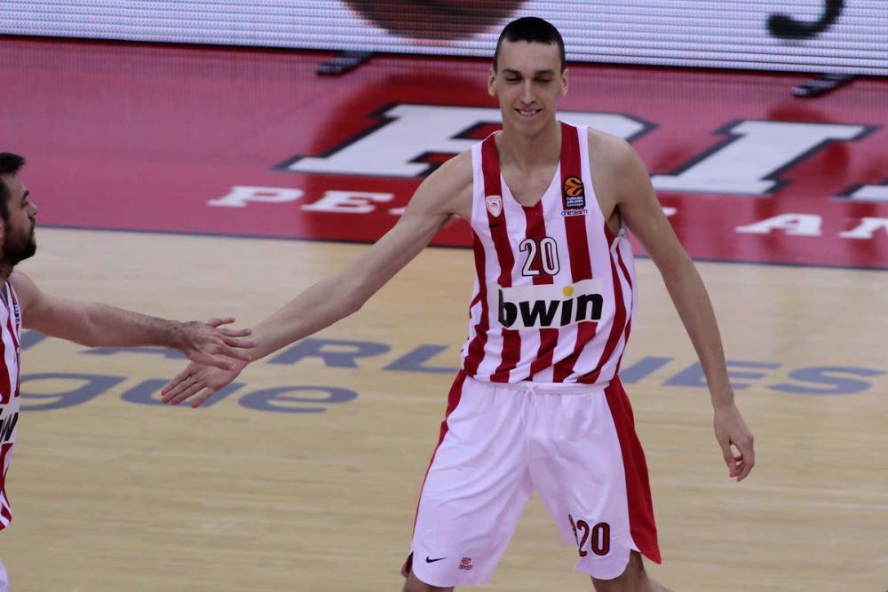Aleksej Pokusevski NBA Draft