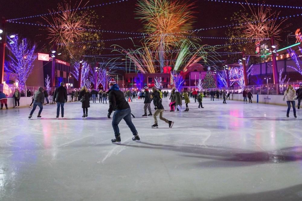 Rosemont Ice Skating