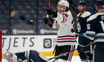 Blackhawks Blue Jackets