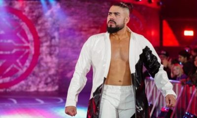 Andrade Released From WWE