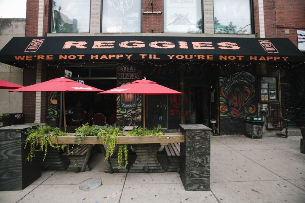 Reggies Chicago