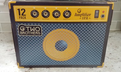 Two Brothers Amplifier Beer Review