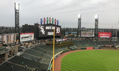 White Sox Increased Capacity