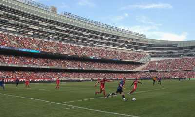 Chicago Fire Soldier Field Full Capacity