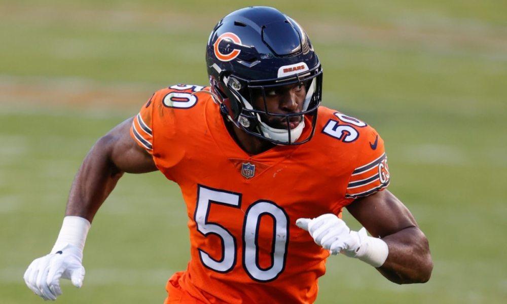Former Bears' linebacker Barkevious Mingo