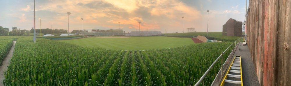 MLB Field of Dreams Stadium