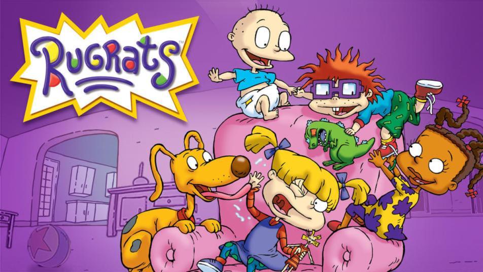 Rugrats Poster (Photo via Hulu)