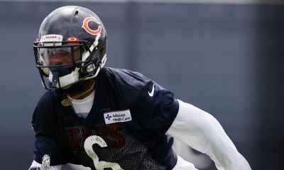 Justin Hardy Bears Roster
