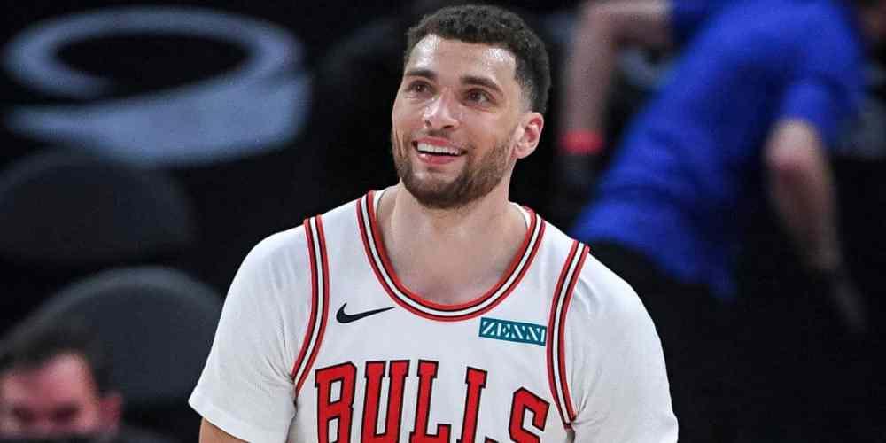 Zach LaVine Bulls