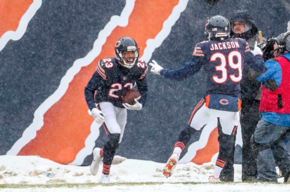 Kyle Fuller Eddie Jackson Bears