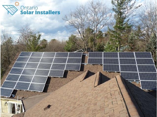 solar panels installation Muskoka