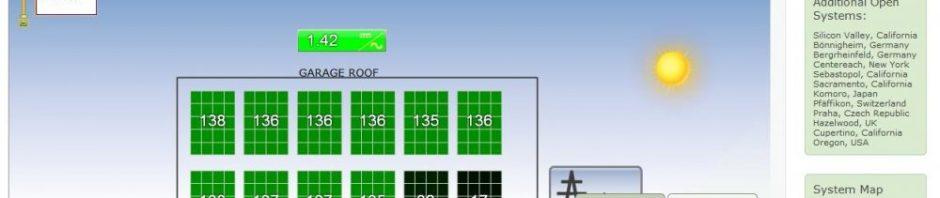 Tigo monitoring system_effect of shading