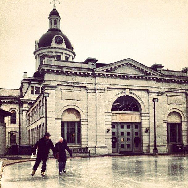 Market Square, Kingston