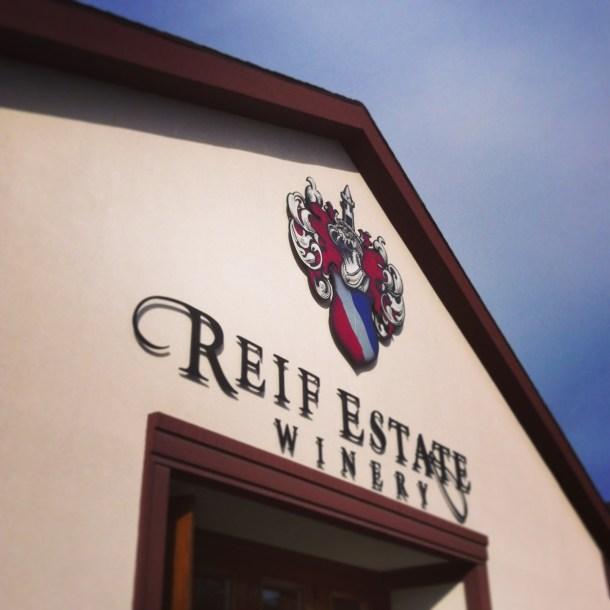Reif Estates Winery