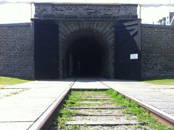 Canada's Oldest Railway Tunnel