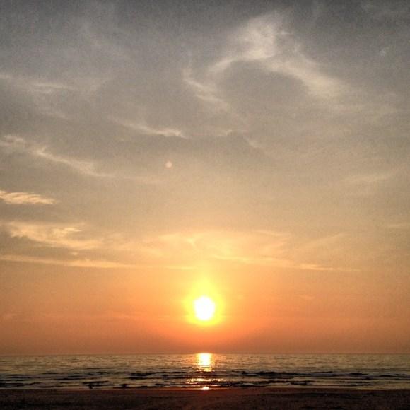 mel_maynard fireball sun sauble beach