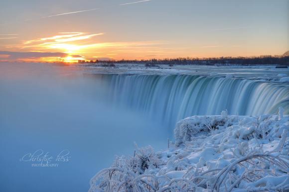 Christine Hess Jan 4th Niagara Falls