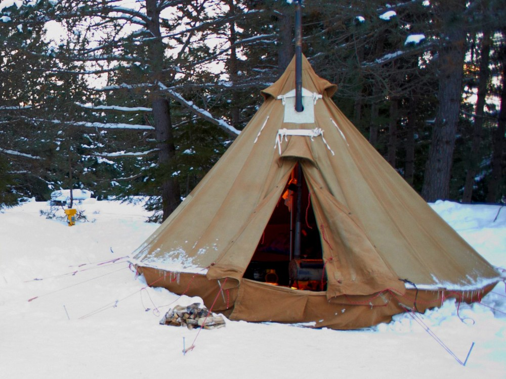 WinterCamping_AlgonquinPark
