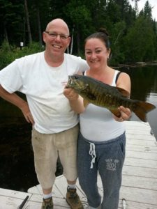 Ontario Bass Fishing