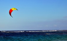 Bodydragging, a basic skill for on water kiting.