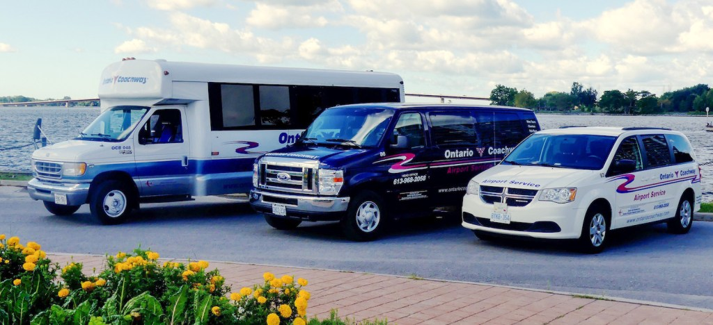 custom charters airport transport ontario