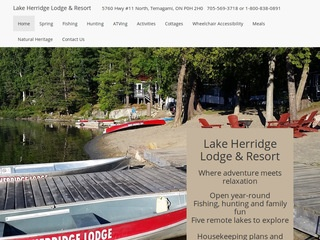 Cottages and Cabins for rent in Temagami