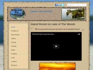 Cottages and Cabins for rent in Nestor Falls