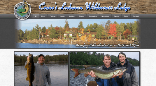 Cottages and Cabins for rent in Lake Nipissing - French River