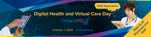 Digital Health and Virtual Care Day header banner