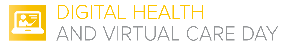 Digital Health and Virtual Care Day logo