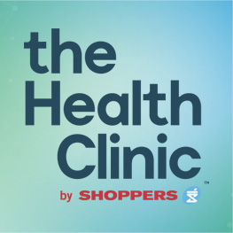 health clinic shoppers logo