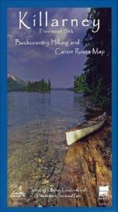 Killarney Provincial Park Map