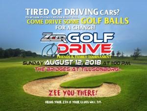 OZC Golf & Drive - Friends & Family Tournament @ The Bridges at Tilsonburg | Tillsonburg | Ontario | Canada