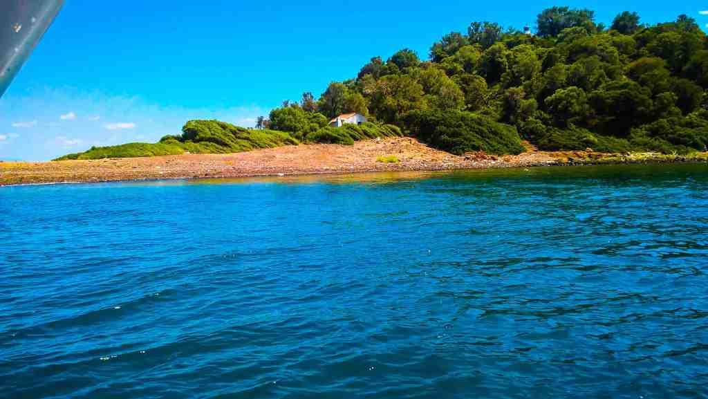 lichadonissia Noord Evia Griekenland