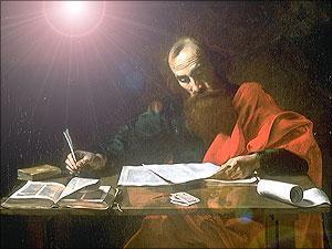 schrijver van de bijbel