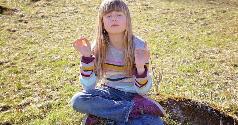 Mediteren met kinderen. Tips en geschikte meditaties