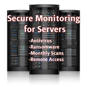 Secure Monitoring for Servers