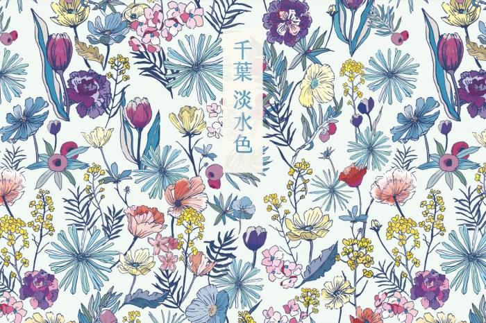 美しい~~波麗印花,手作100%純棉布料精挑細選解析給妳聽!