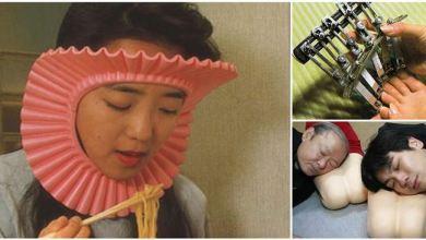صور لمنتجات يابانية غريبة